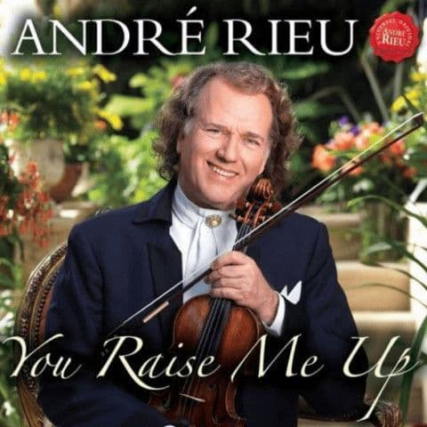 Andre Rieu<br>You Raise Me Up <br>CD, Comp